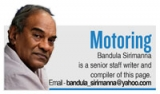 Sri Lanka shuts door for small cars; wide open for luxury cars
