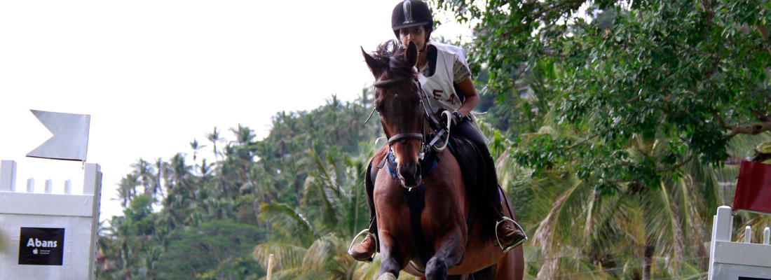 Equestrian Show in Diyatalawa on August 26