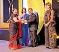 Sunday Times Kumudini Hettiarachchi wins gold at The 'Top 50′ Professional and Career Women Awards 2018