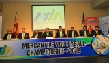 Mercantile Volleyball Tournament in Sept.-Nov.