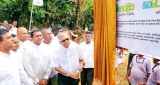 President Sirisena meets former military commanders to compile war history