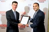 Commonwealth award for Prashan