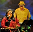 Usha wows audience with Hindi, English and even Sinhala hits