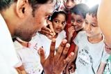 Somalatha Subasinghe Play House organises creative activities for children