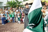 India, Pakistan Independence Day celebrations in Colombo