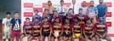 Devapathiraja Rathgama ousts Sri Sumangala Panadura to clinch the Cup