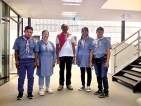 2 Differently-abled Lankan Scouts attend Jamboree in Norway