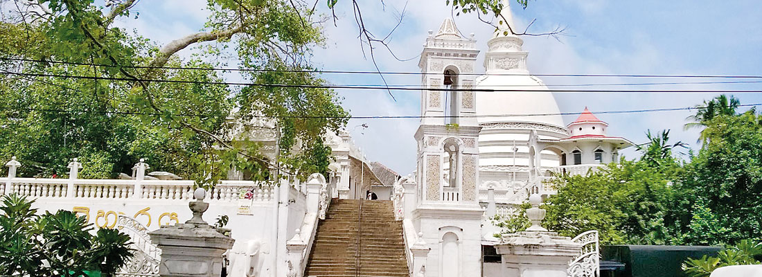 Religious ceremonies to mark historic Panadura Wadaya at Rankoth Viharaya