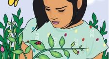 Menuri and the Ladybird