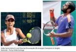 Anika and Sharmal clinch Senior Singles titles