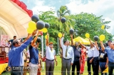"""Family Fiesta"" for Mahinda College, Galle"