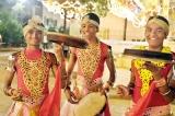 Many faces of the Kandy Perahera