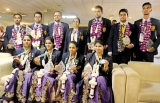 Lankans bring home the Carrom world title