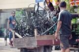 Scrap metal exporters accused of violating rules