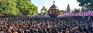 Sea of devotees