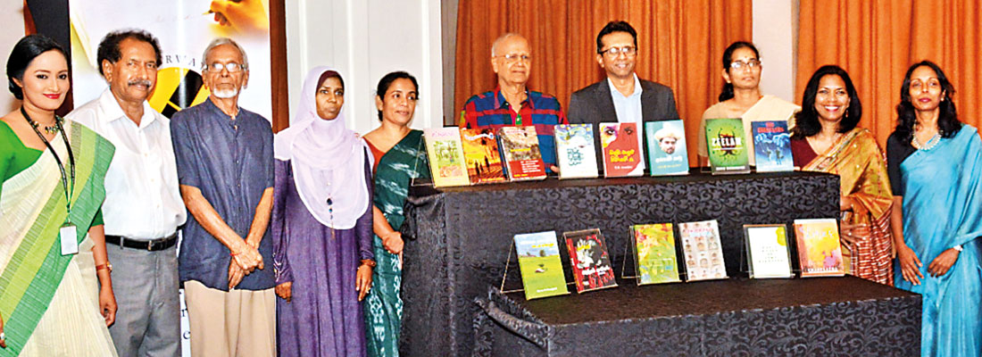 Fairway National Literary Awards: Shortlisted writers