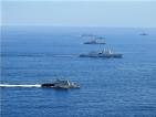 Sri Lanka-Indian  Navies in joint  exercise