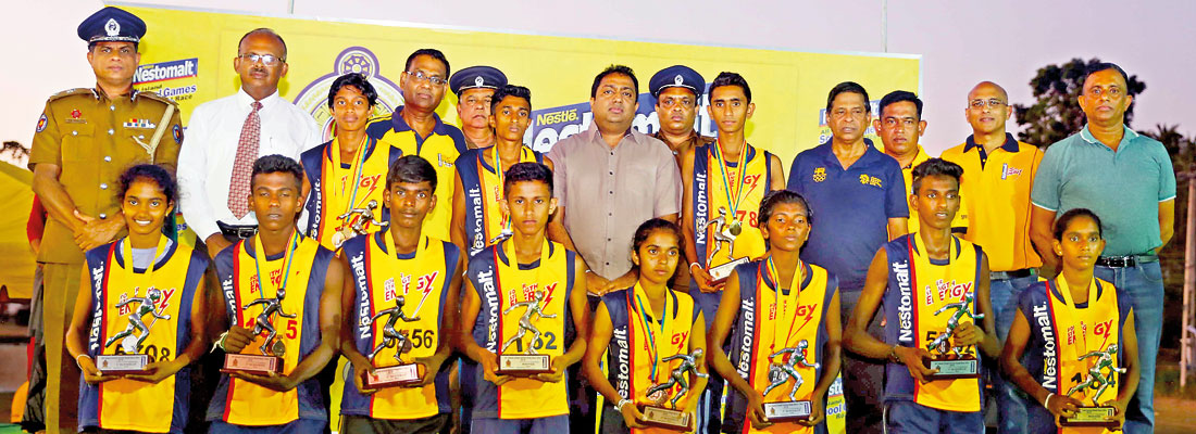 Athletes impress at Kuliyapitiya Road Races