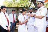 SL Navy gifts Reverse Osmosis plant to CP/Gale-Weera Mohan Jayamaha MV