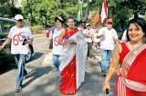Fun and laughter as LC's red and white parade hits Route 66