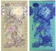 Sri Lankan currency under a different light