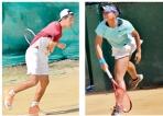 Zheng, Segawa clinch Singles titles