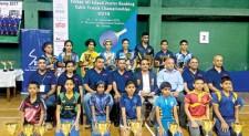 Hiruna and Bimandie win Junior Titles