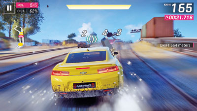 Become your own legend with Asphalt 9 Legends | The Sunday