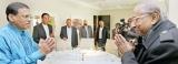 Maithri–Mahinda talk of forming caretaker grand coalition