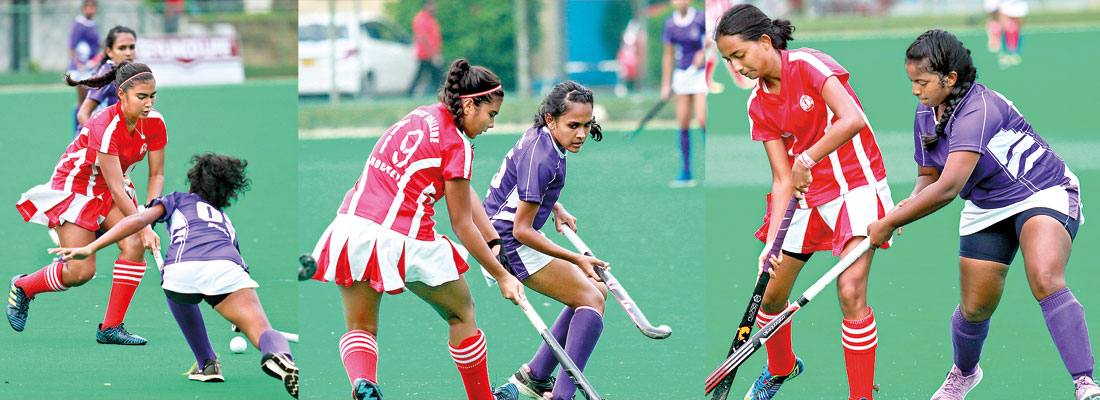 Ladies wins 14th annual hockey encounter against Bishops