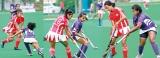 Ladies wins 14th annual hockey encounter against Bishops
