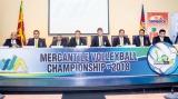Merc Volleyball reaches halfway stage