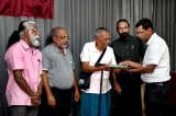 Sunanda wins poetry, song writing award