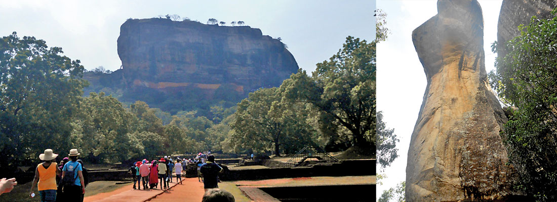 Sigiriya – An exotic wonder