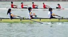 Musaeus rows to beat Ladies