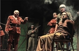 A play with a powerful political message