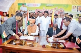Indian assistance for 1,200 houses in Hambantota