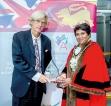 Michael Roc wins the 2018 BRISLA Award for Outstanding Achievement in Literary Arts