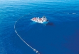 Floating pipe named Wilson will tackle the 'Great Pacific Garbage patch