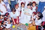 Japanese 'Karuta' for Lankan Schoolchildren