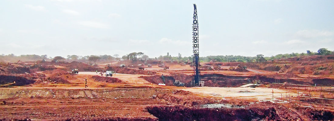 Govt vows contractual action against CHEC on landfill project