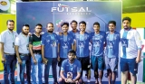 Zahira Old Boys Group of 2013 are Futsal champions