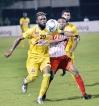 Dialog football kicks off in Jaffna