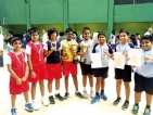 CIS paddlers clinch Under-12 title