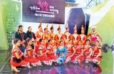 Hillwood Kandy Girls perform in Korea