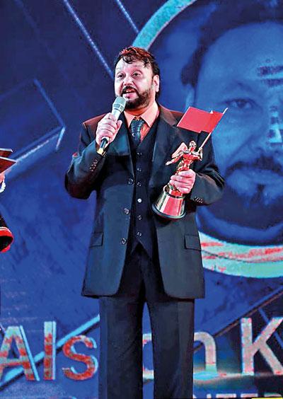 Alston Koch picks up 'Sri Lankan of the Year 2018'   The