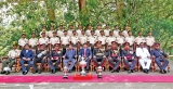 St Sylvester's College Kandy Army, Navy Cadets excel