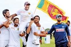 Hathurusingha ponders Sri Lanka cricket's post Rangana Herath era