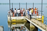 Water released for cultivation