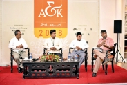 Sri Lankan creative expression at A andK Lit Fest 2018